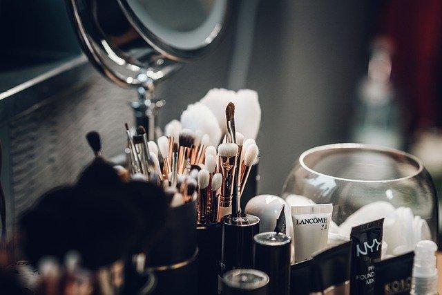 Pincéis para a Maquiagem