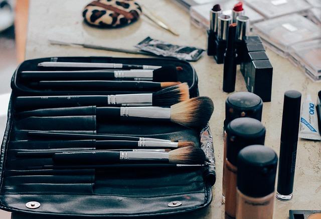 Itens/Produtos para a Maquiagem