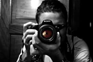 o que e fotografar