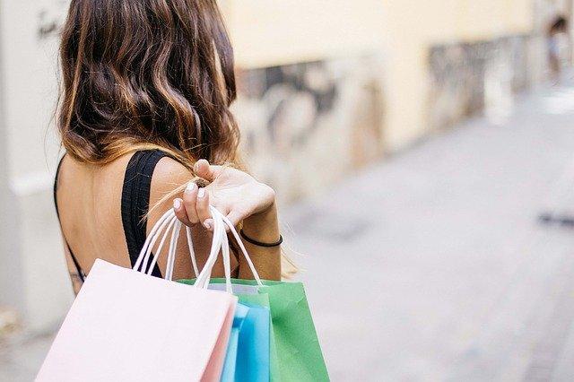 Comércio – Fazendo compras