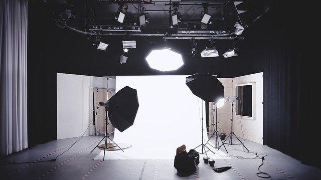 Fotografia: retratos e estúdio