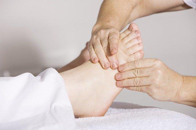 O princípio da zonoterapia