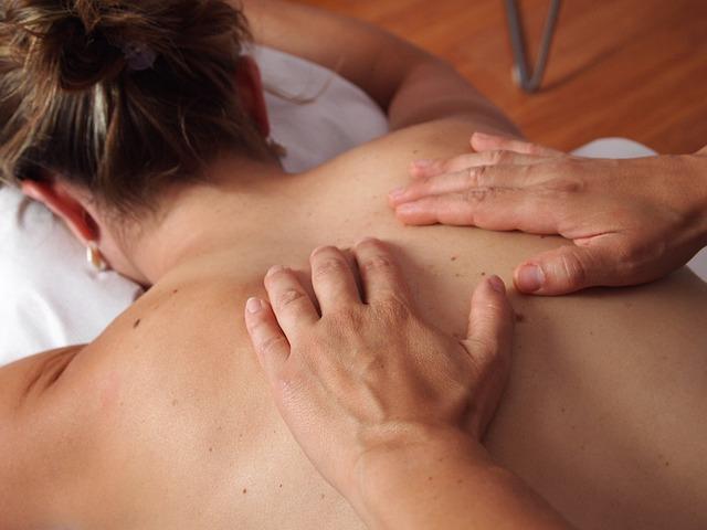 História da massagem