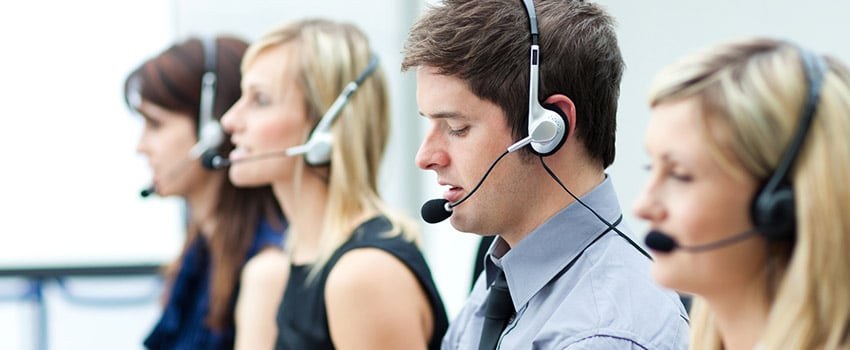 CAPA DO CURSO DE TELEMARKETING E CALL CENTER