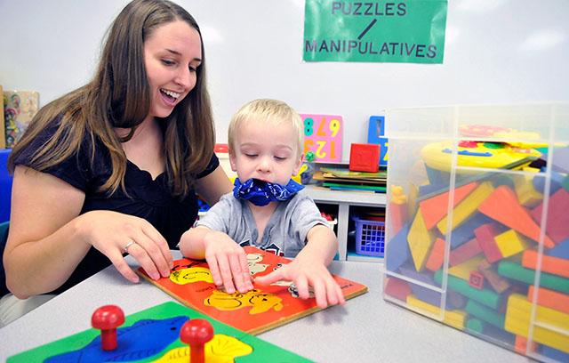Adaptações curriculares na educação infantil