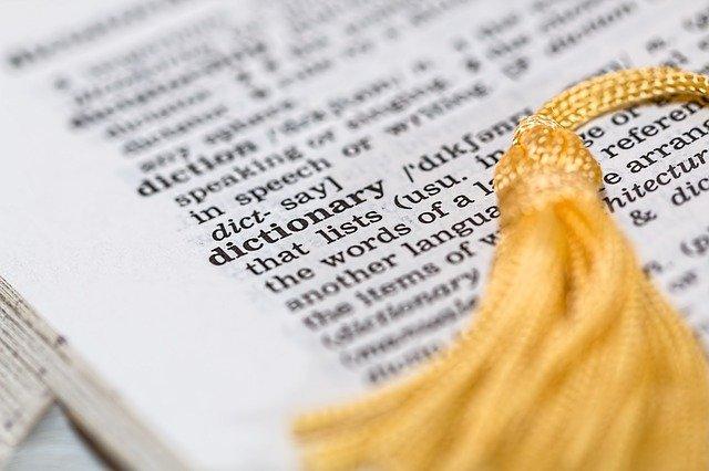 Confusões entre gramáticos e dicionários
