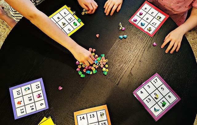 Jogos matemáticos como recurso didático