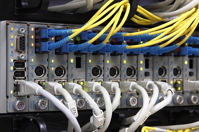 Cabeamento para redes locais e WANs