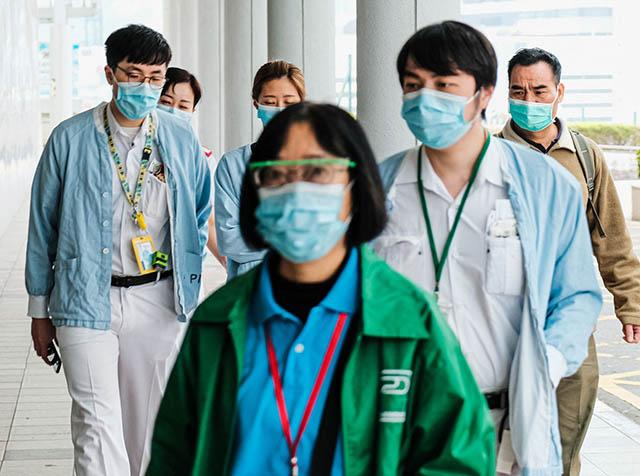Curso De Controle De Infecção Em Serviços De Saúde