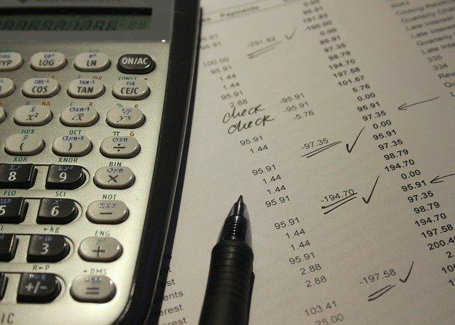 Organizando os depósitos bancários