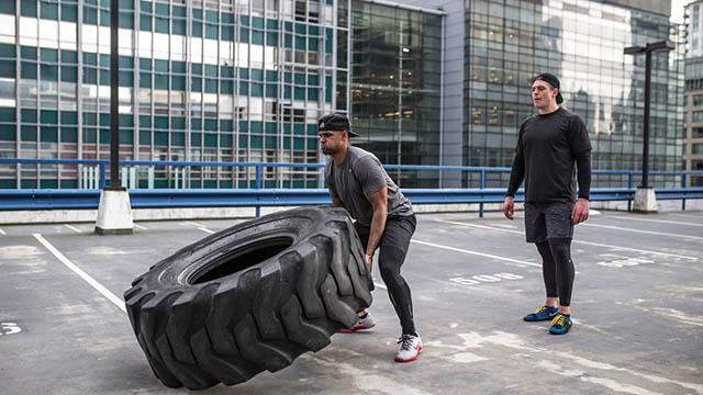 Suplementos em exercício de força