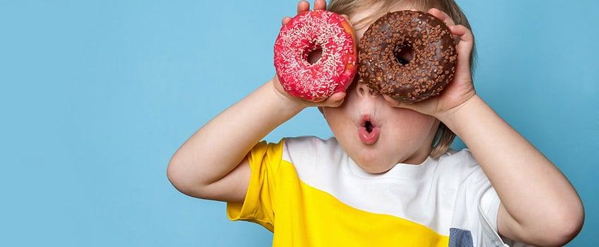 capa do curso de obesidade infantil