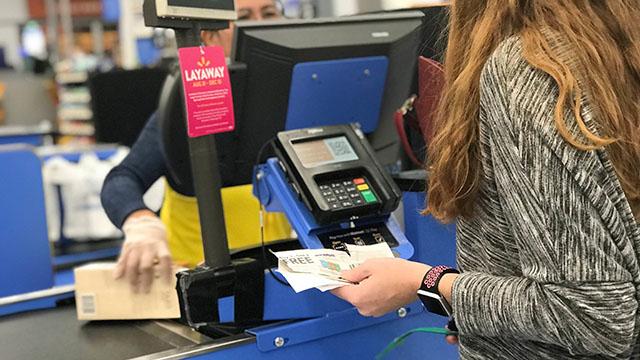 Recebendo pagamentos