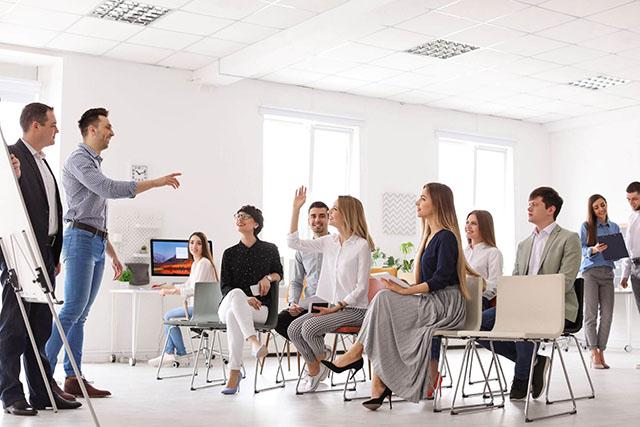 Curso de Treinamento e Desenvolvimento Online