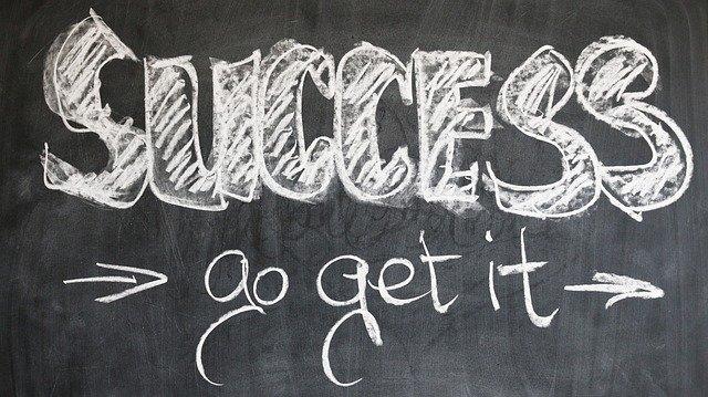 Persistência: a chave do sucesso