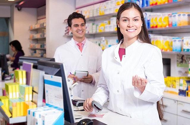 Dispensação de medicamentos