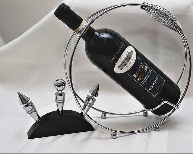 Principais Acessórios para Vinho