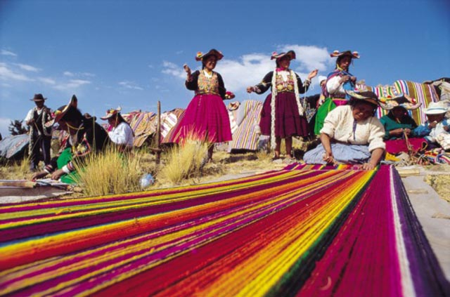 Países Andinos