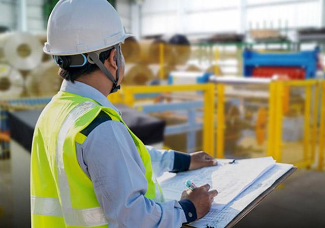 Procedimentos de trabalho e Segurança