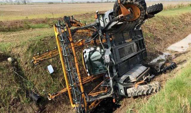 Acidentes de Trabalho com Máquinas Agrícolas