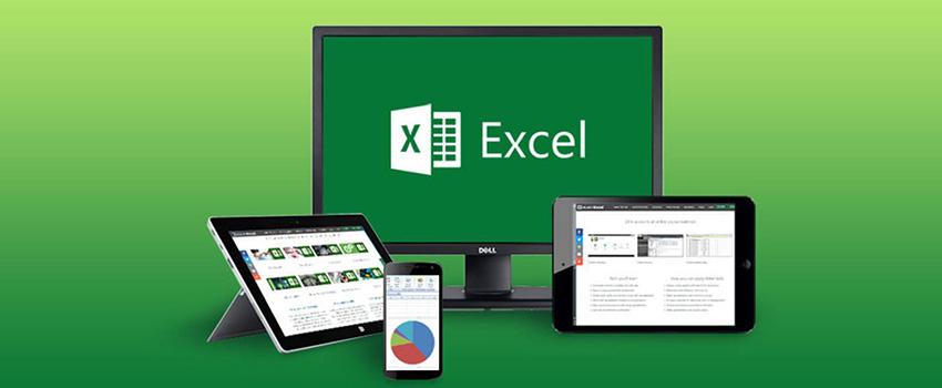 Capa do curso de Excel avançado