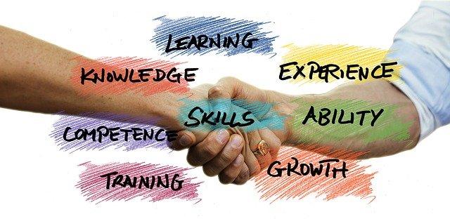 Reconheça sua habilidades e trabalhe elas