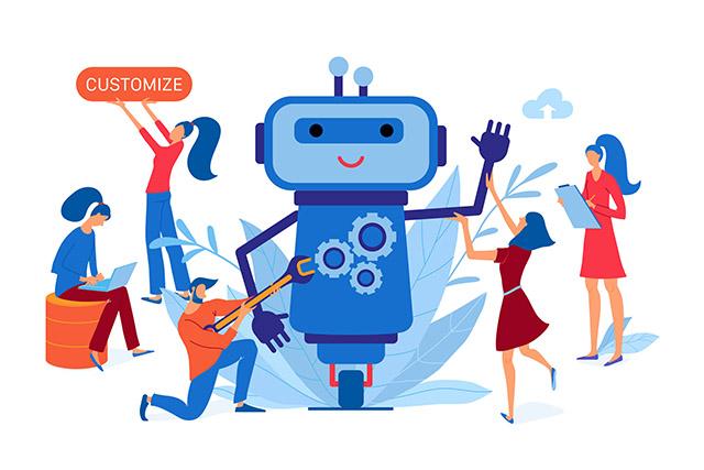 automate company processes