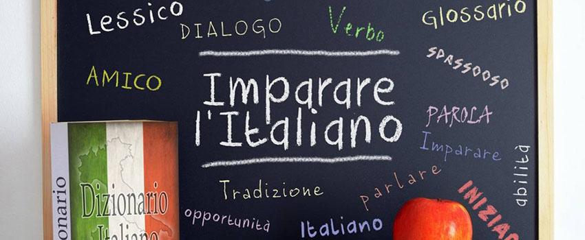 Capa do Curso de Italiano
