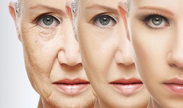 O que causa a flacidez no rosto?
