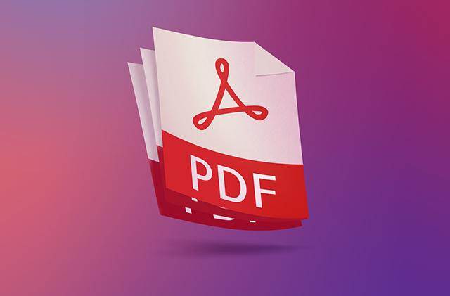 Qual a relação entre o Word e o PDF?