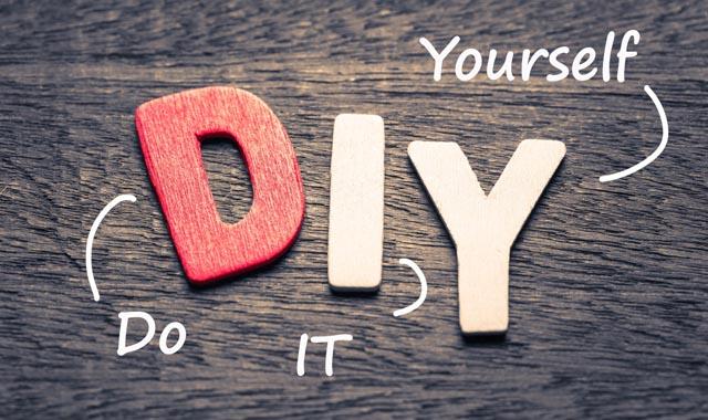 DIY: método de faça você mesmo tem cada vez mais adeptos